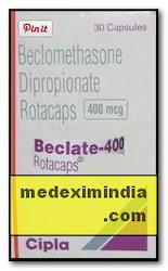 Beclate Inhaler