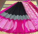 Korvai Kuppadam Silk Cotton Silk Border Saree