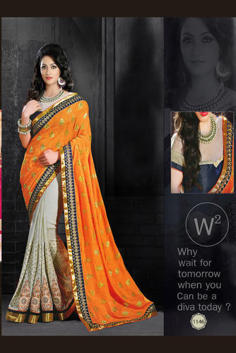 Exclusive Designer Party Wear Saree