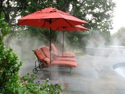 Dream House = Best misting effects
