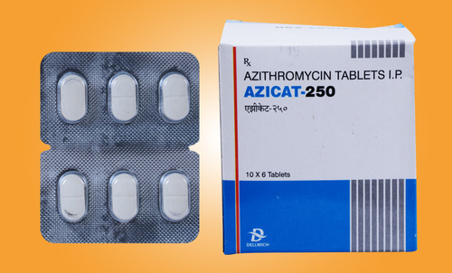 Zetro azithromycin 250mg tablets