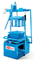Hand Operated Block Making Machines
