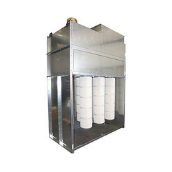 Cartridge Batch Powder Coating Booth