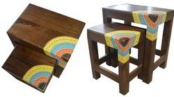 Wooden End Table - Wooden Furniture