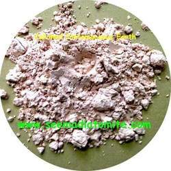 Calcined Diatomaceous Earth for Centrifugal Casting