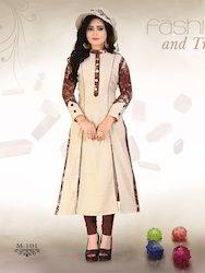 Anarkali Style Fancy kurti