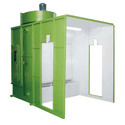 Dust Free Paint Booth