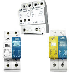 Single Phase Surge Arresters