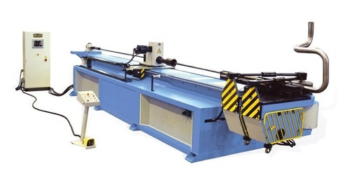 CNC Pipe Bending Machine  sc 1 st  IndiaMART & Pipe Bending Machine - Steel Pipe Bending Machine Manufacturer from ...