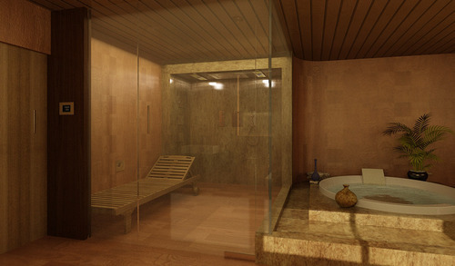 Steam Sauna Spa