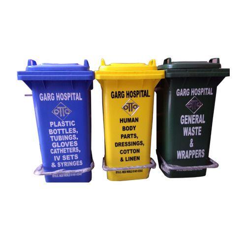 Bio Medical Waste Dustbin