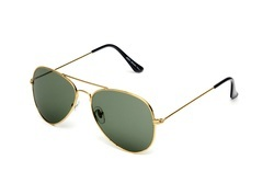 Green Mirror Sunglass