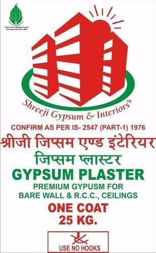Shreeji Gypsum Plaster