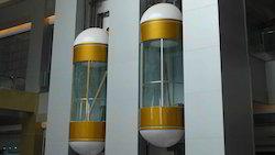 Capsule Elevator