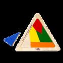 Triangle Jigsaw Puzzles