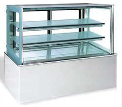 Corian Display Counter (Air Cooling)