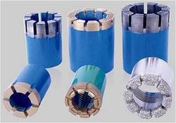diamond bit. synthetic diamond core bit t