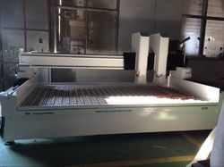 Stone CNC Router - Double Head