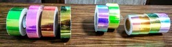 Holographic Laser Tapes
