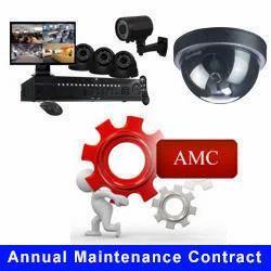 CCTV AMC Services