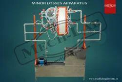 Minor Losses Apparatus
