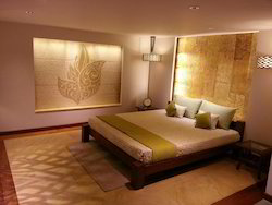 Gold Warq For Wall Interiors