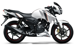 TVS Apache 160 Motorcycle