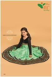 Kids Designer Churidar Suit