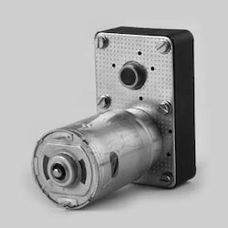 High Torque Geared Brushed DC Motor
