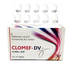 Drotaverine HCL & Mefanamic Acid Tablets