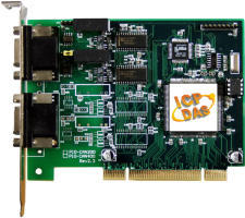 CAN Modules PCI type(PISO-CAN200U-D)