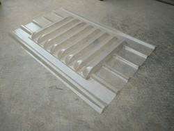Poly Carbonate Louver