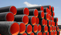 DWC HDPE Corrugated Flexible Pipe ( Double Wall)