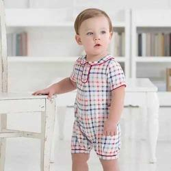 Infant Cotton Rompers