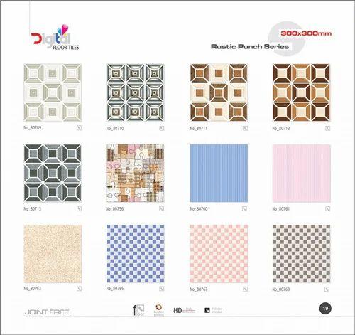 Ceramic tiles manufacturing process in india