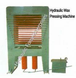 Hydraulic Wax Pressing Machine