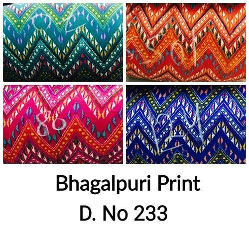 Bhagalpuri Prints Fabric
