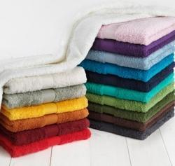 cotton fine bath towels