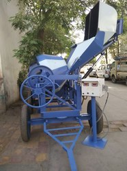 Digital Concrete Mixer Machine