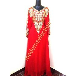 Jalabiya Kaftan Dress