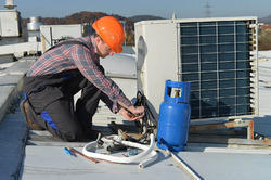 Installation Of Commercial Ac