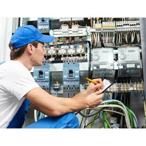 electrical wiring installation works electrical wiring job works rh indiamart com electrical wiring and insulation industrial electrical wiring design installation and maintenance pdf