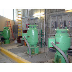 Industrial Wastewater Pumping Station