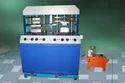 2 Stage 4 Die Areca Leaf Plate Making Machine