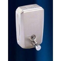 S Steel Manual Soap Dispenser