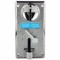 Front Entry Electronic CPU Single Coin & Token Selector 738C