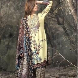 Shree Al- Zohaib Cotton Suits