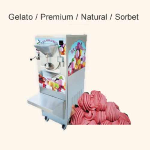 Gelato Making Machine