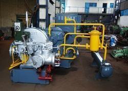 Gas Steam Turbine