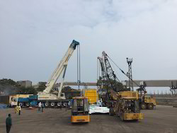 Cranes On Hire 20MT To 500MT